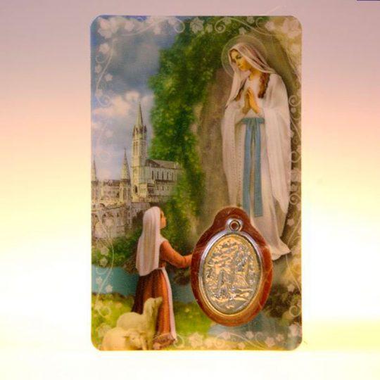 Carte Fenêtre de prières